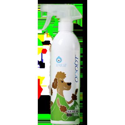 除臭/抑菌噴霧瓶500ml (臭味滾)【犬用】
