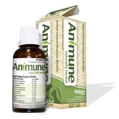 Animune Naturally Herbal 安怡妙強化免疫系統草本精華 50ml